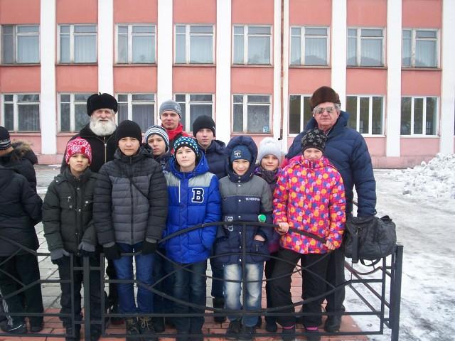 Памяти Н.А. Петрова