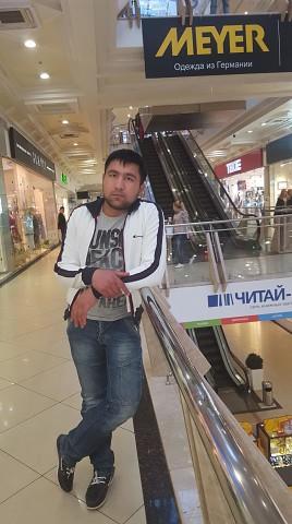 Tulqin, 28, Moskva