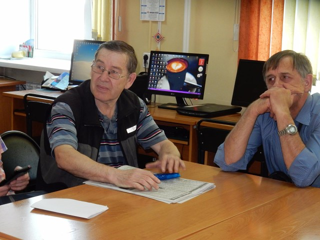 Литераторы в ЦБС