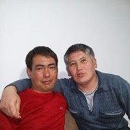 марлис кунтубаев