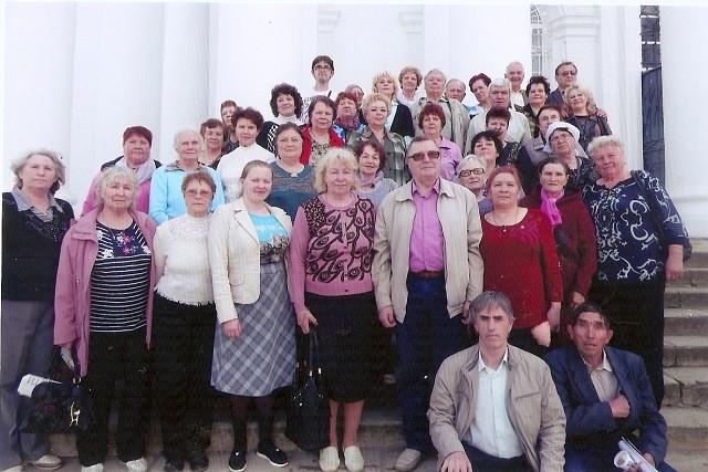 Экскурсионная поездка по историческим местам Нижегородского края для членов ГО ВОИ г. Кулебаки