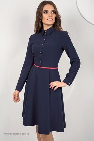 8ee9775bb5c Мелодия моды - одежда с доставкой  Платье Моделлос П-404 3