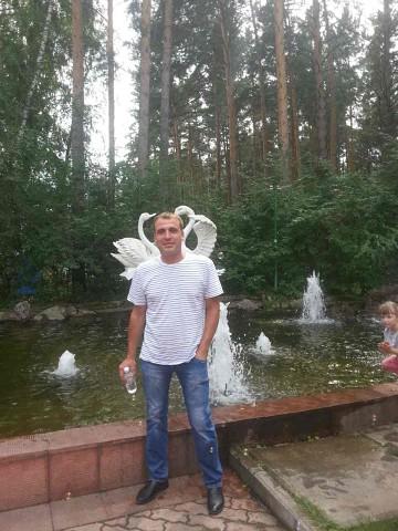 Vitaliy, 42, Krasnoyarsk