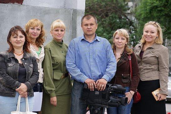 Сергушкин и дамы