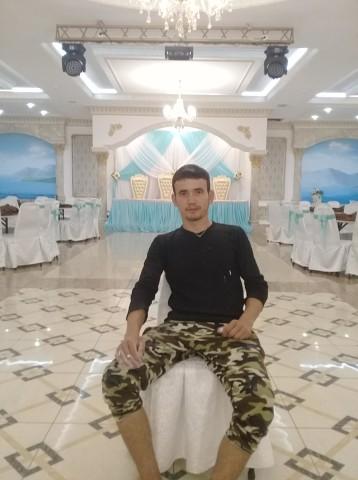 MAHMUDJON, 29, Beloozerskiy