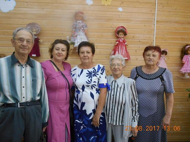 Кулебакская ГО ВОИ в музее «Теремок»