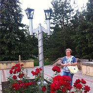 Людмила Градобоева (Маркова)