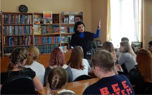 Библиотекари -детям!