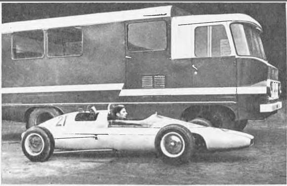 Гоночный автомобиль СССР, родом из Тарту.