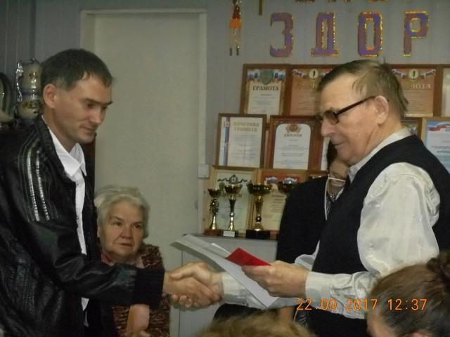 в Кулебакской ГО ВОИ состоялся прием новых членов в общество
