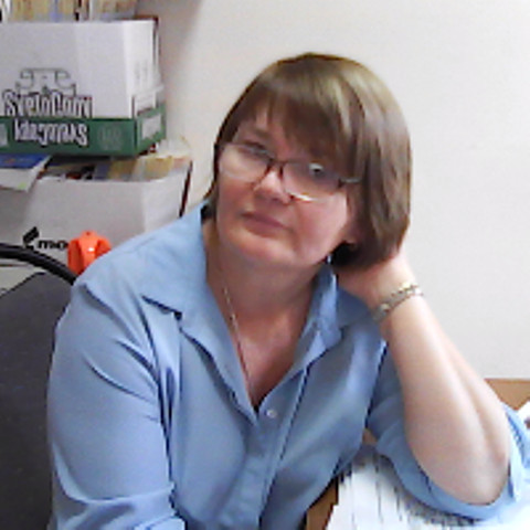 ЕЛЕНА, 53, Shymkent