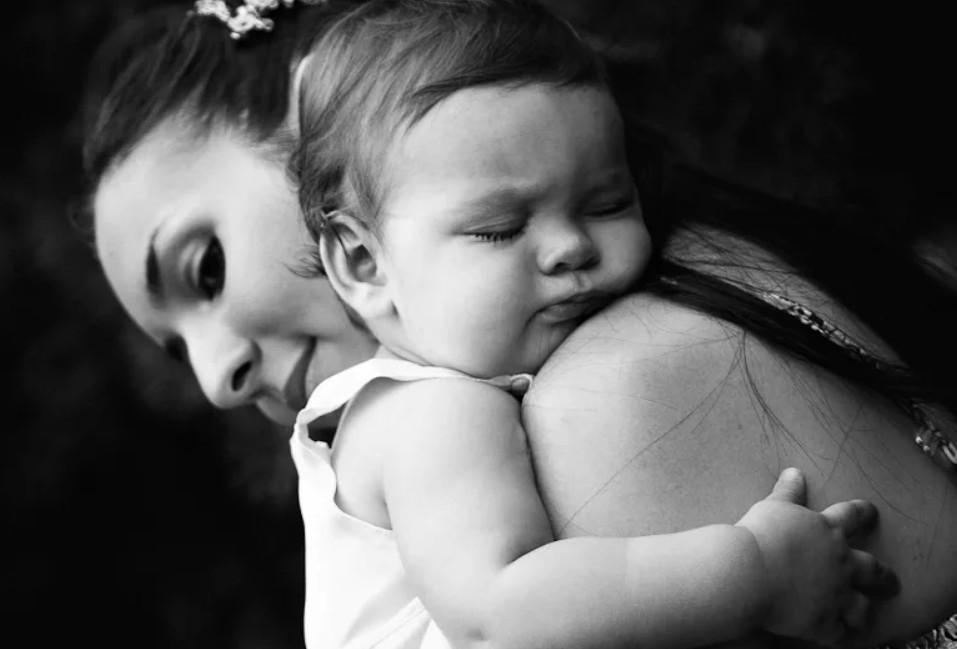 Картинки, трогательные картинки о маме