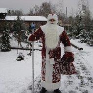 Дед Мороз и Снегурочка Речица