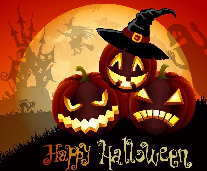 Открытки маю, открытка на хэллоуин на английском языке