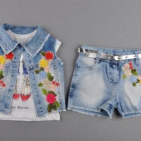 Детская одежда Из ТУРЦИИ Оптом f690e62522dfb