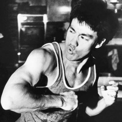 evolution of bruce lee as a