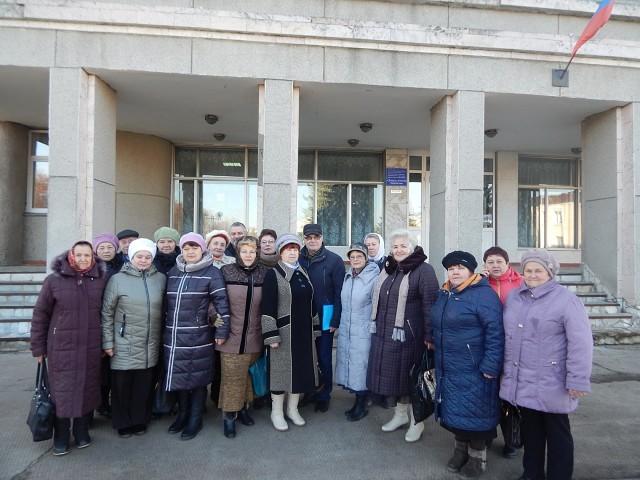 Кулебакское ГО ВОИ обменялись опытом работы с обществом инвалидов Навашино, Выкса, Вознесенское