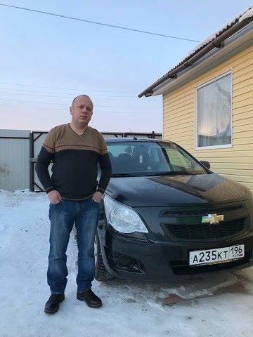 Дмитрий, 45, Salym