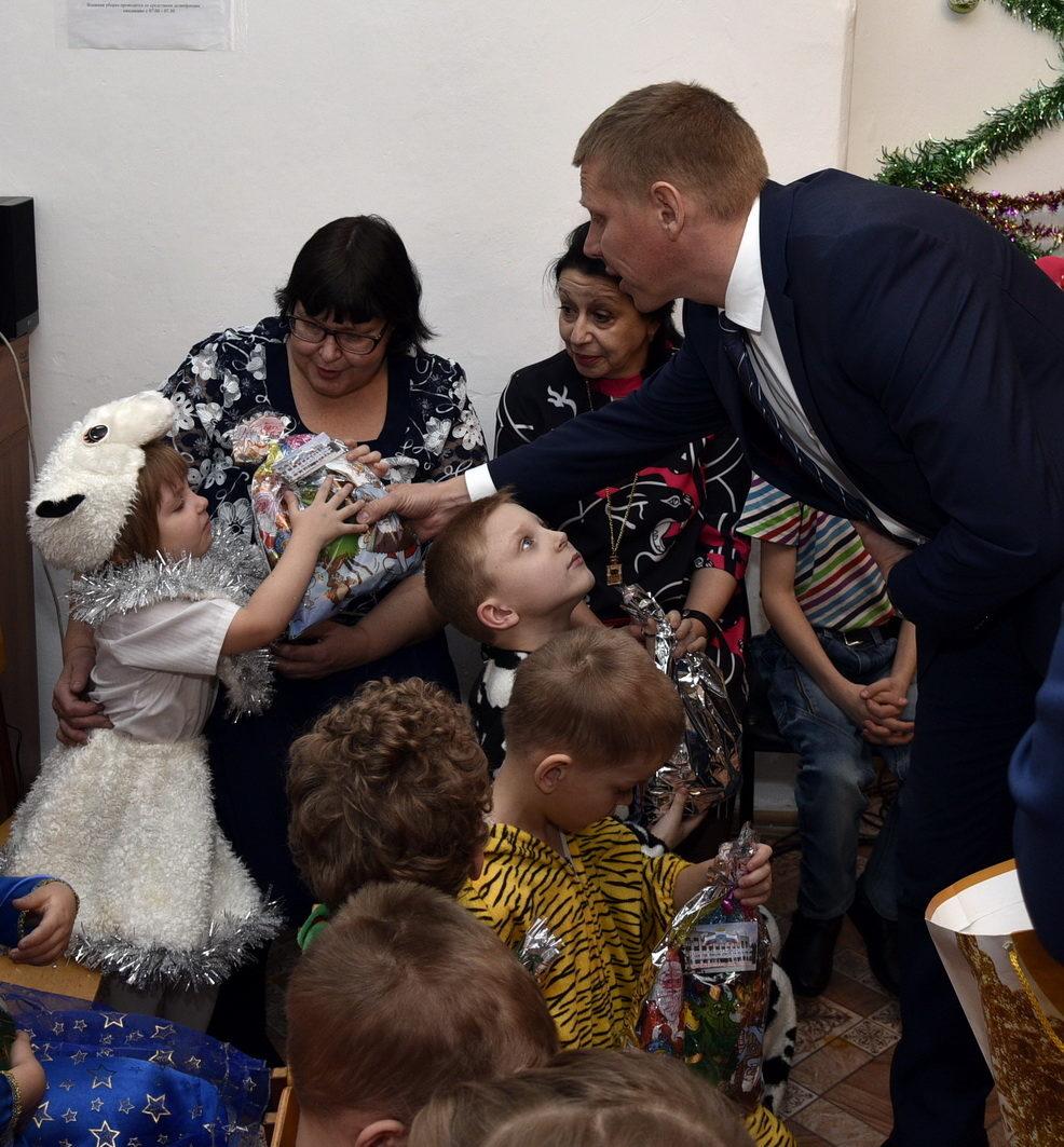 Барин и дети