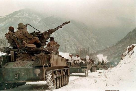 a description of the russia chechen conflict