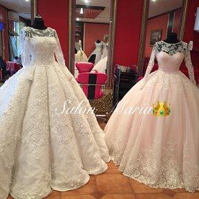 81b8dec425e Свадебные Платья Салон Мария