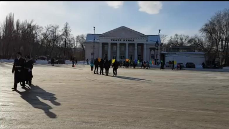 Забастовка избирателей в Тольятти