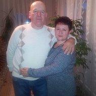 Мария и Николай Драгомир (Вачева)