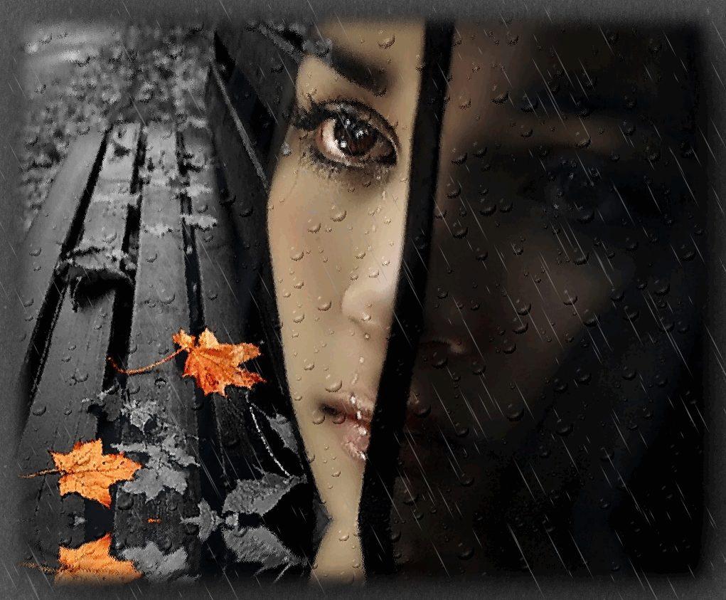 Картинки слезы и одиночество