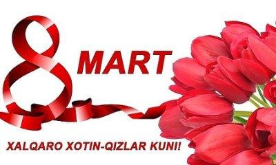 Картинки по запросу 8 mart - Xalqaro xotin-qizlar kuni