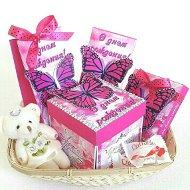 Виктория - сладкие подарки на заказ
