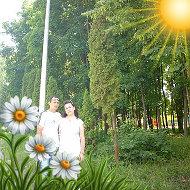 Ефимовы Андрей и Ирина (Шутова)