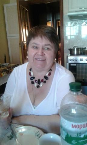 Lyudmila, 63, Kyiv