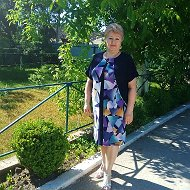 Надежда Шидловская(Малашенко)
