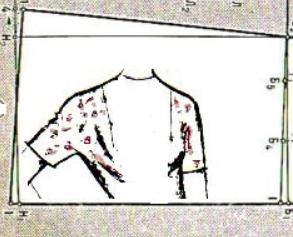 82da9140cd72c84 ... чем точнее сняты мерки, тем точнее будет построена выкройка платья с цельнокроеным  рукавом. Тогда и платье будет сидеть строго по фигуре.