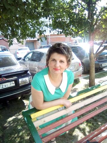 Oksana, 46, Krasnoyarsk