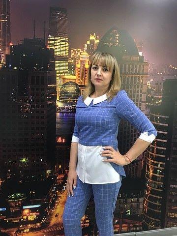 Елена, 43, Arsen'yev