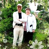 Григорий и Елена Зуевы