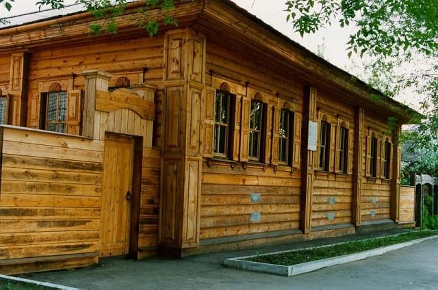 Доме купца Егора Прокопьевич Белоусова