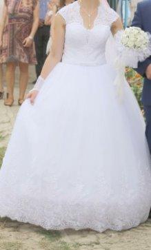 Vind Rochie De Mireasa Marimea S M Culoarea Ivory