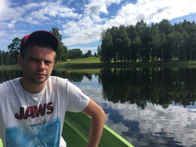 Sanek, 35, Riga