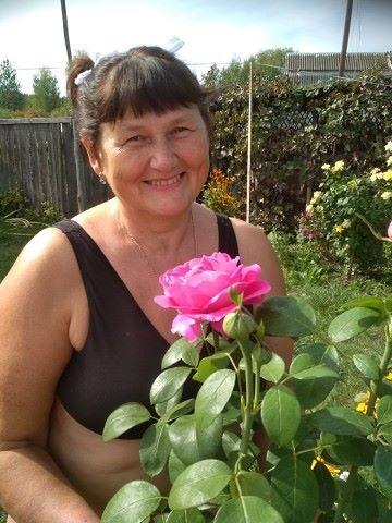 Нина, 64, Bryansk