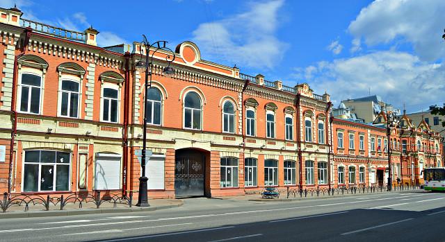 Дом Воробейчиковых на ул. Республики, 15