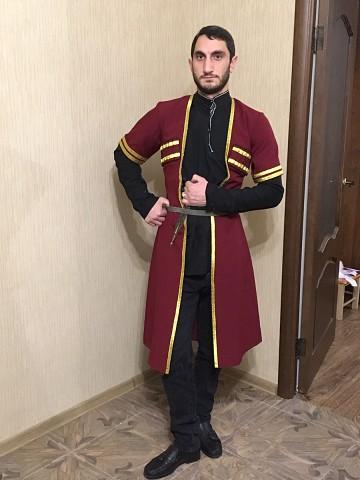 GASIEV, 30, Vladikavkaz
