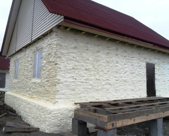 Пена для утепления стен в Краснодарском крае