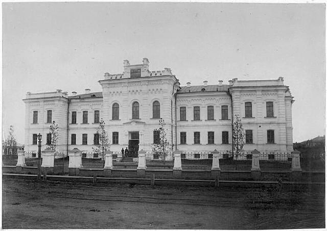 Александровского реального училища