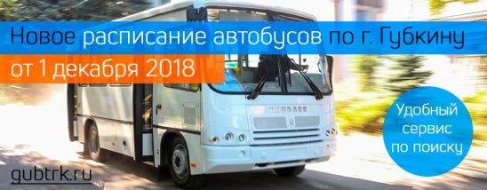 расписание автобусов губкин лгок 2015