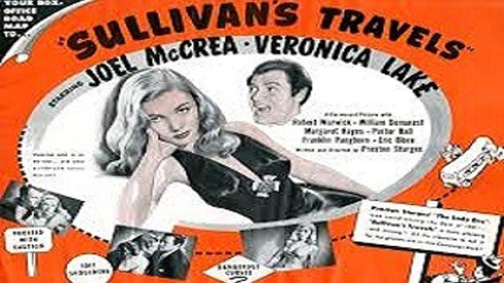 Sullivan's Travels (1941) Free Movie Online