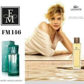 прайс лист на ароматы Fm Group