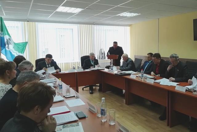 20 февраля 2019 года состоялось очередное заседание Думы Братского района