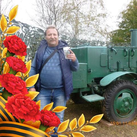 Dima, 55, Vyaz'ma